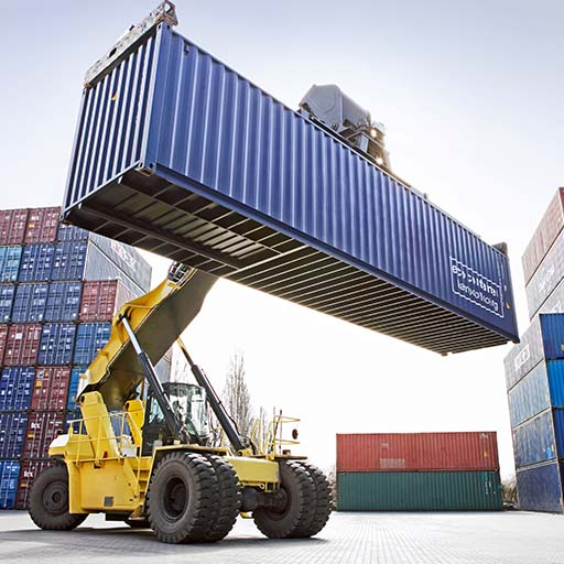 Container & Underside Inspection