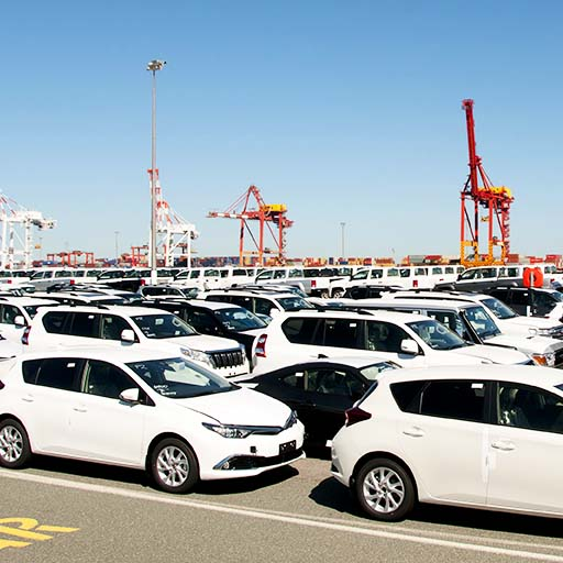 Imported Vehicle Inspection