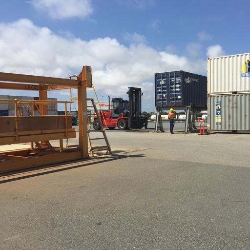 Supply Yard Hazard Management