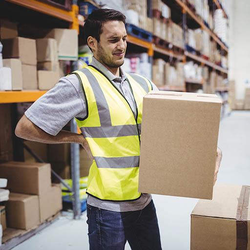 Warehouse Hazardous Manual Tasks