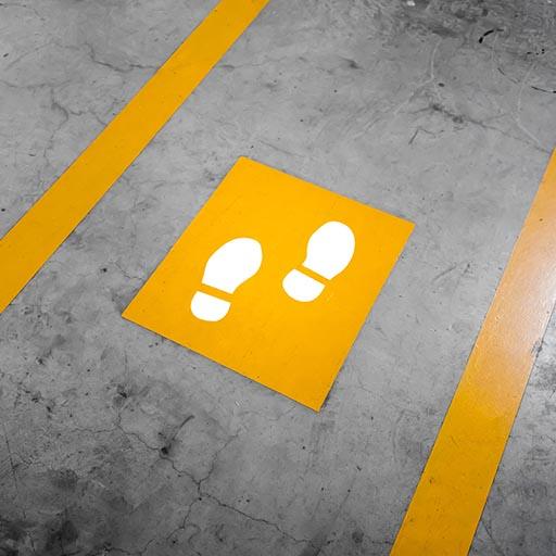 Warehouse Pedestrian Safety