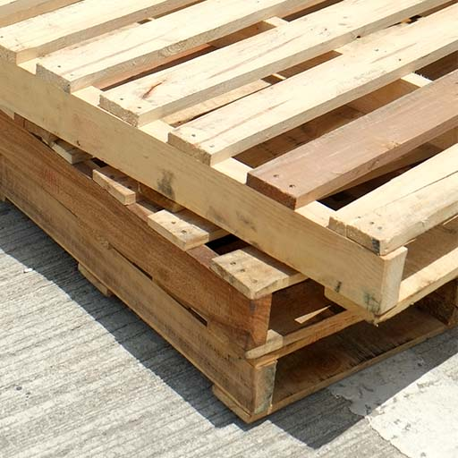 Empty Pallet & Box Inspection