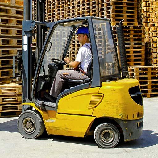 Forklift Electric Prestart
