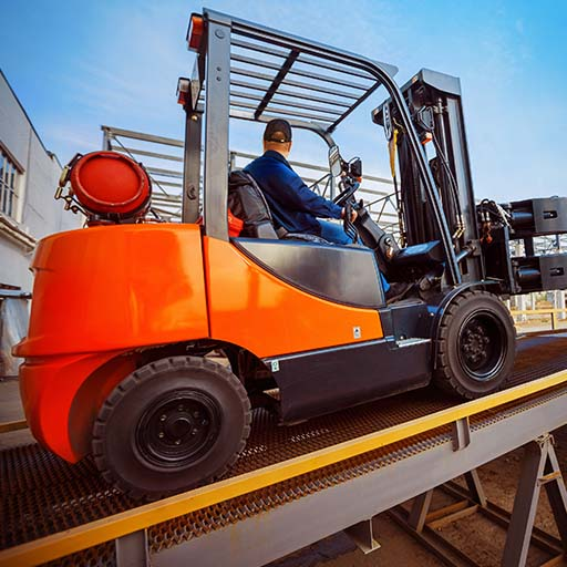 Forklift Gas Prestart